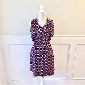 41Hawthorn Stitch Fix Keziah Shirt Dress Purple S